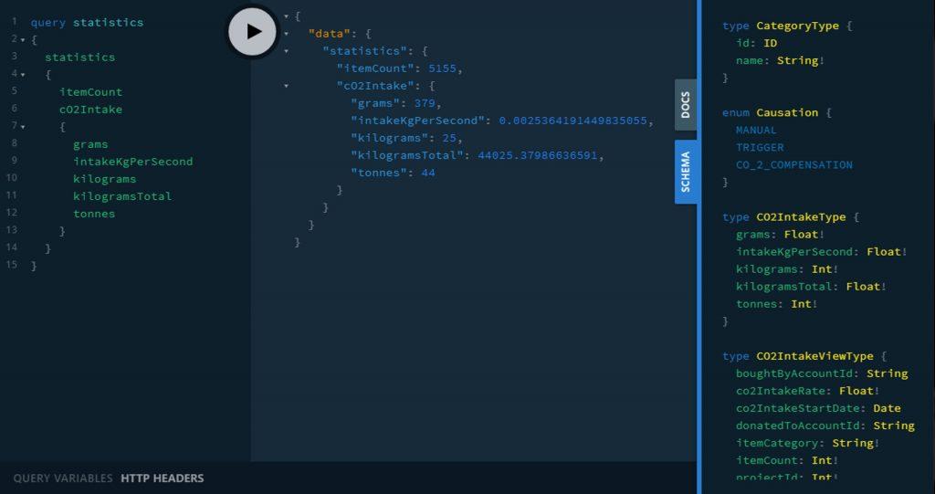 unFootrpint API