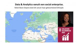Data & Analytics vanuit een social enterprise in Ethiopië.