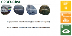Joren Harmanny Co-founder Groenpand